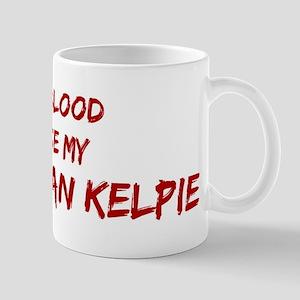Tease aAustralian Kelpie Mug