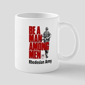 Rhodesian Recruiting Poster Mug