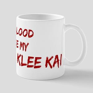 Tease aAlaskan Klee Kai Mug