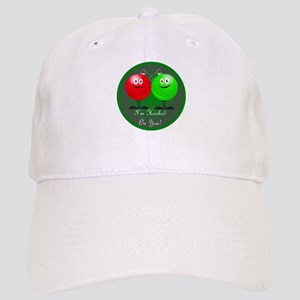 Hooked On You Christmas Cap