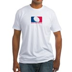 Major League Quarters Fitted T-Shirt