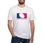Major League Quarters Fitted T-Shirt