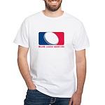 Major League Quarters White T-Shirt