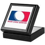 Major League Quarters Keepsake Box