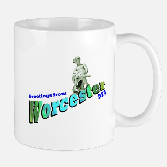 Turtleboy of Worcester Mug