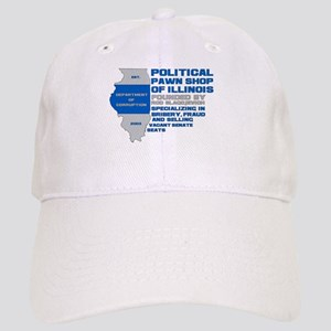 Illinois Political Pawn Shop Cap
