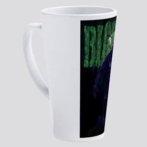 BIGFOOT- out of the darkness 17 oz Latte Mug