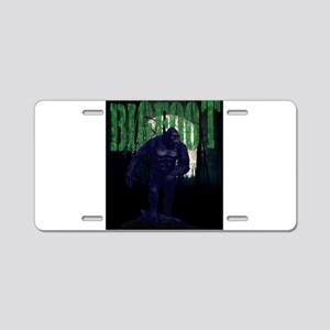 BIGFOOT- out of the darknes Aluminum License Plate
