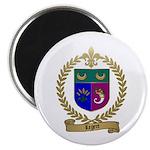 LEGERE Acadian Crest Magnet