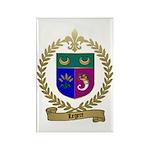 LEGERE Acadian Crest Rectangle Magnet (100 pack)