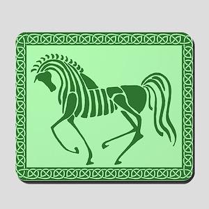 Celtic Horse Mousepad