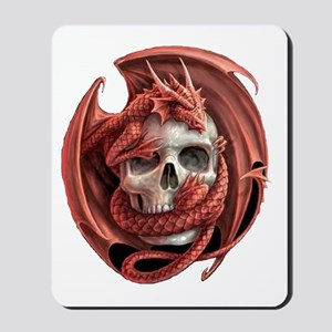 Dragon and Friend Mousepad
