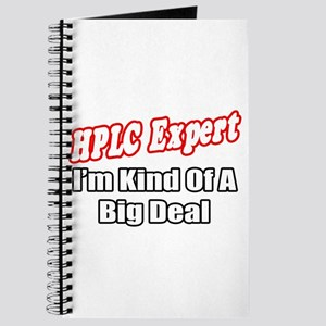 """HPLC Expert..Big Deal"" Journal"