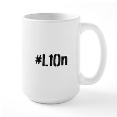Localization Hashtag Mugs