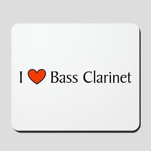 Bass Clarinet Gift Mousepad