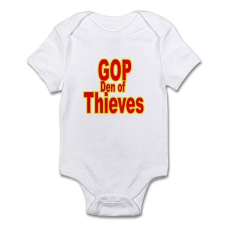 GOP Den of Thieves Infant Creeper