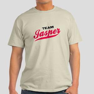 Team Jasper Twilight Light T-Shirt