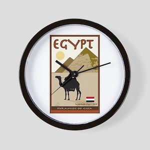 Egypt Wall Clock