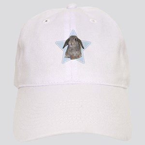 Baby bunny (blue) Cap
