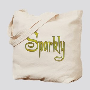 Sparkly Tote Bag