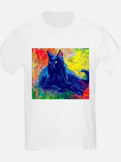 Black Cat 6 T-Shirt