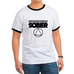 Now Available in Sober 2 T