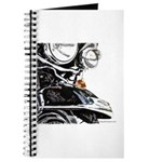 Motorcycle Close Up Journal