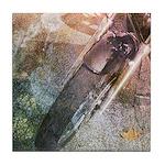 Ride Collage Tile Coaster