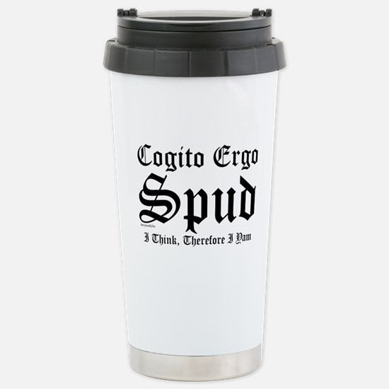 Cogito Stainless Steel Travel Mug