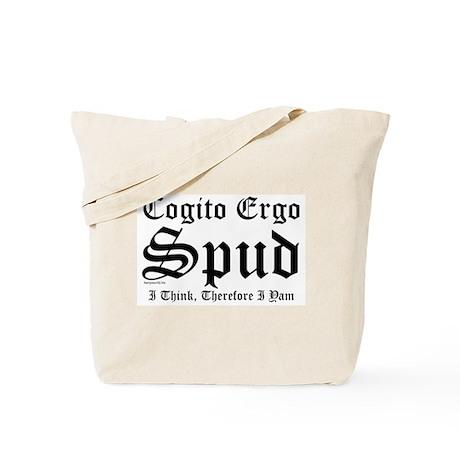 Cogito Tote Bag
