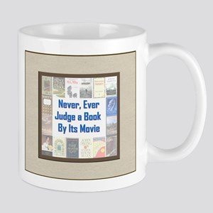 Book vs. Movie Mug