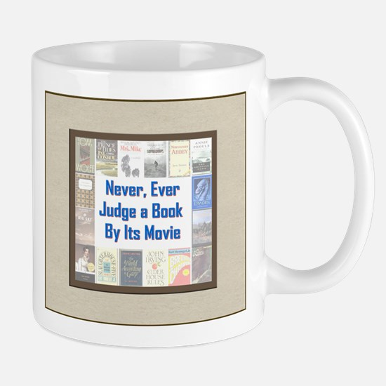 Book vs. Movie Mug