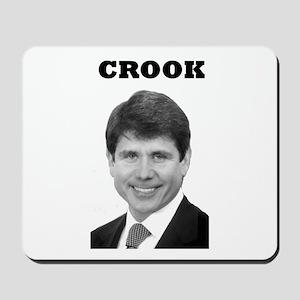 Crook Mousepad