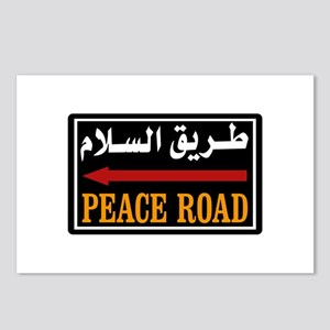 Peace Rd, Egypt Postcards (Package of 8)