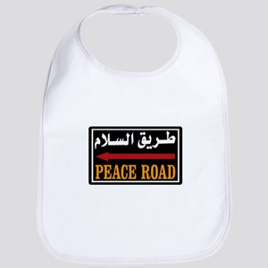 Peace Rd, Egypt Bib