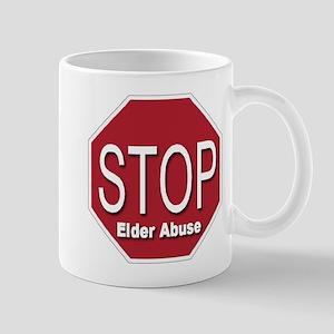 Stop Elder Abuse Mug