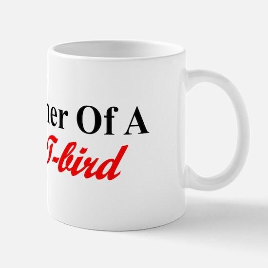 """Proud of My Classic T-Bird"" Mug"