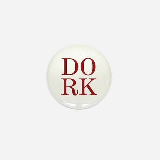 DORK Mini Button