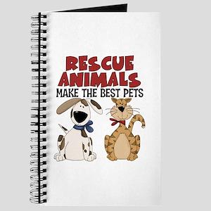 Rescue Animals Journal