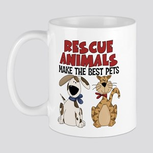 Rescue Animals Mug