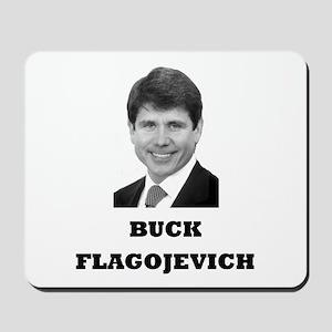 Buck Flagojevich Mousepad
