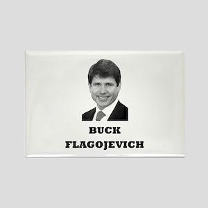 Buck Flagojevich Rectangle Magnet