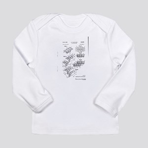 Lego Patent Long Sleeve T-Shirt