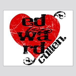I Love Edward Cullen Small Poster