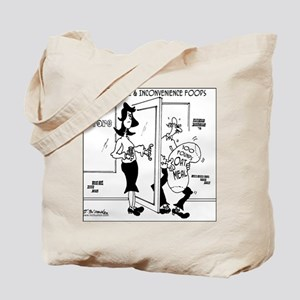 Convenience & Inconvenience Food Tote Bag