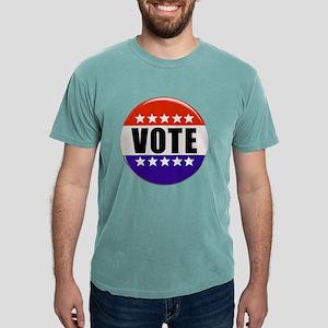 Vote Button T-Shirt