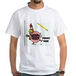 Whoopie Chicken Podcast Official Men's T-Shirt
