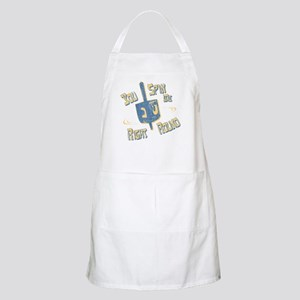 You Spin Me Right Round BBQ Apron