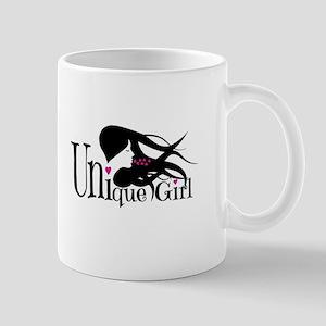 Unique girl Mugs