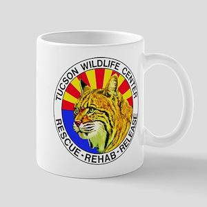 Tucson Wildlife Center Logo Mug